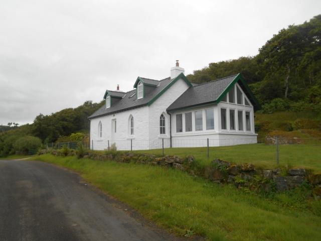 Creagan Soilleir cottage