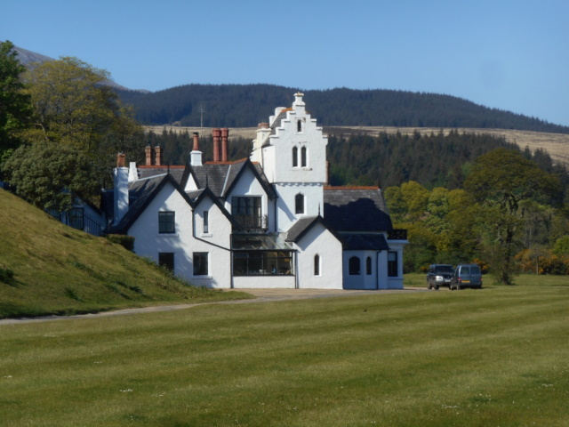 Dougarie Lodge