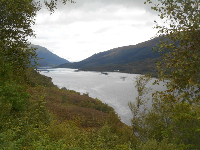 Loch Leven from the High Road