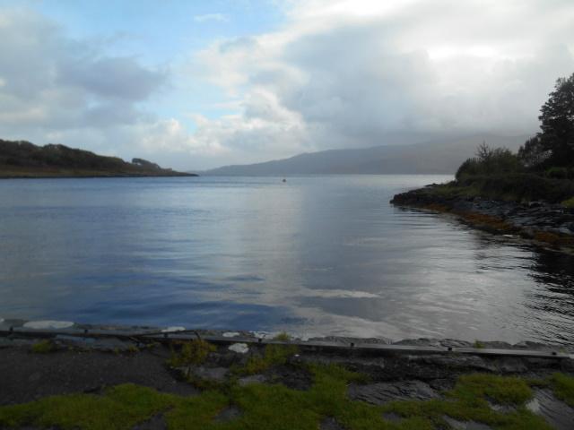 Loch ALine and Mull