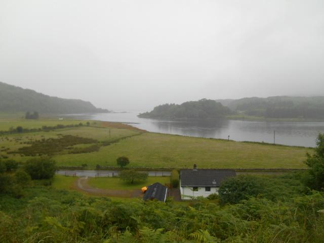 Loch Feochan at Kilninver