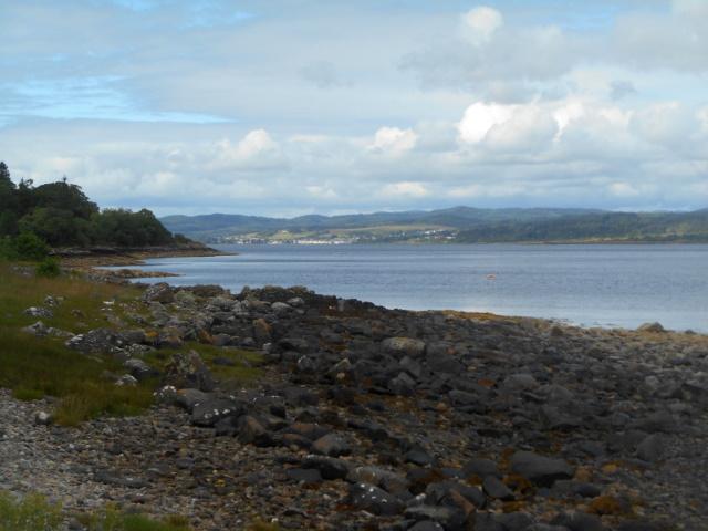 View up Loch Gilp