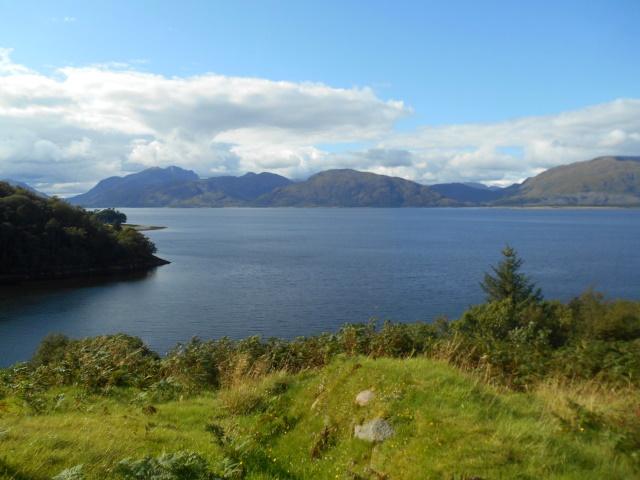Kentallen Bay & Loch Linnhe