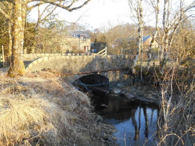 Lochdon old bridge