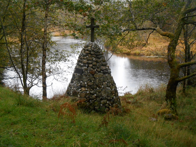 MacKellaig Memorial Cairn