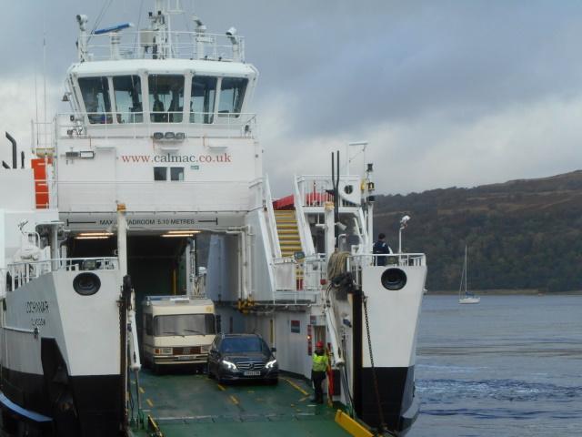 MV Lochinvar