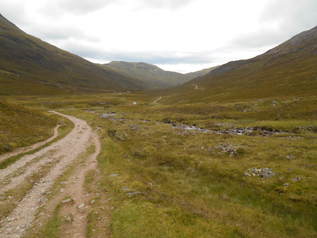 Meandering old military road