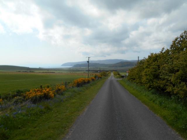 Road from Kilmashenachan