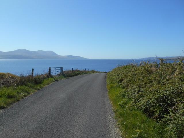 Road at Port Fada