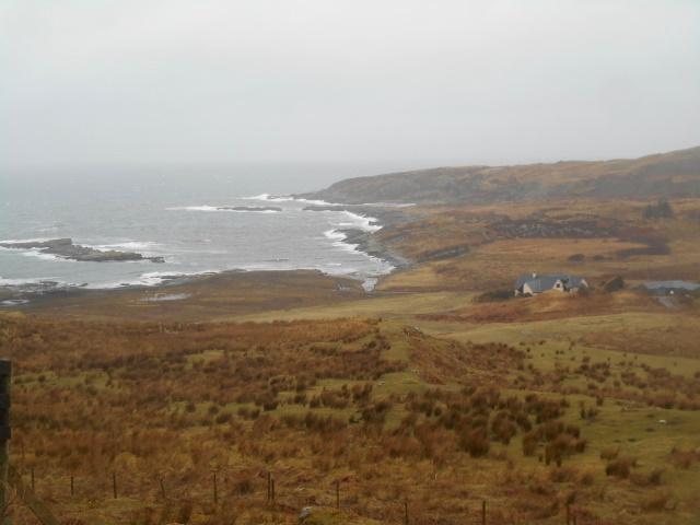 Swordle Bay