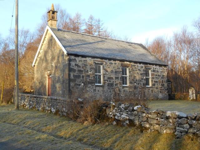 Torosay free Church