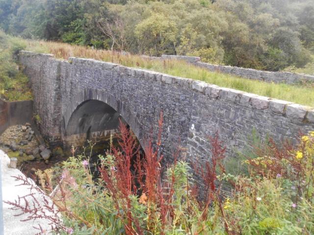 Disused Telford bridge