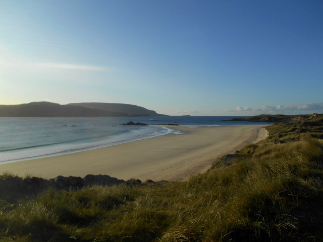 Beach facing onto Balnakeil Bay