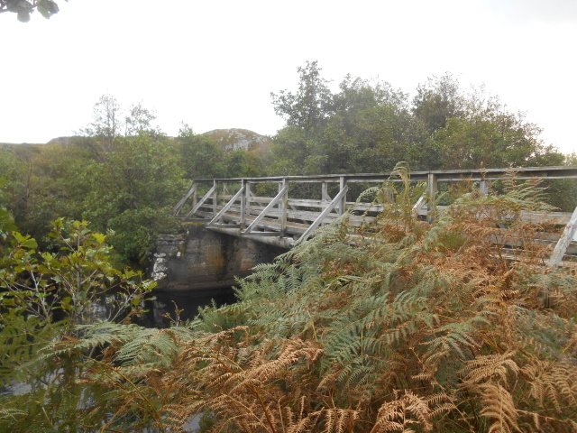 Borgie Footbridge