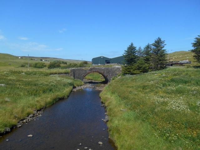 Old Caroy Bridge