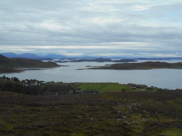 Cnoc Breac view