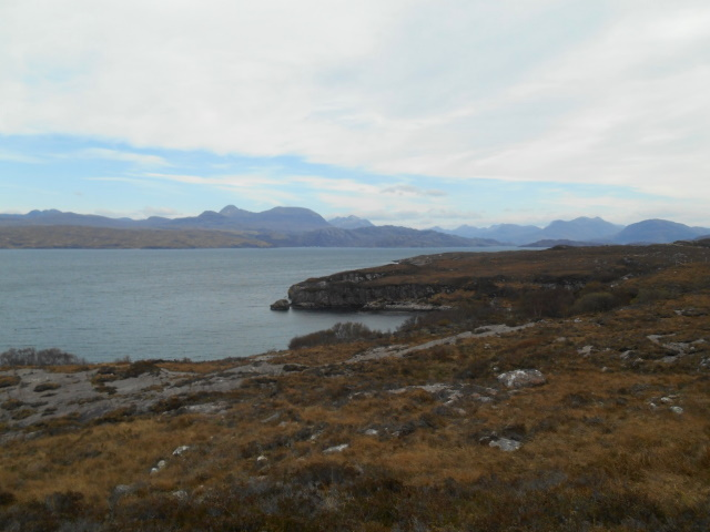 View from the Coffee Bothy