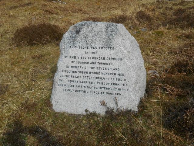 Duncan Darroch Memorial