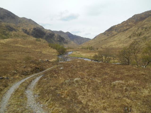 Gleann Dubh Lochain