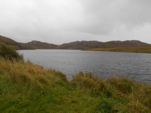 Loch an Daimh Mòr