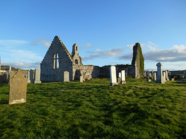 Durness old church