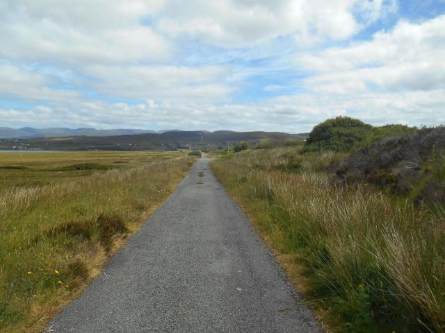 Old road near Edinbane