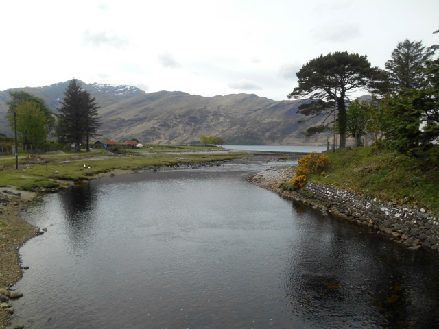 Mouth of the River Arnisdale
