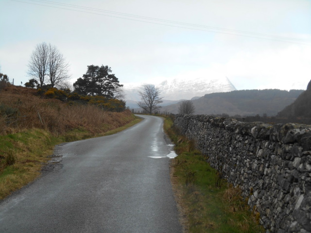 Looking towards Loch Carron