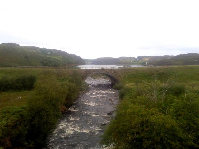 Rhiconich New Bridge