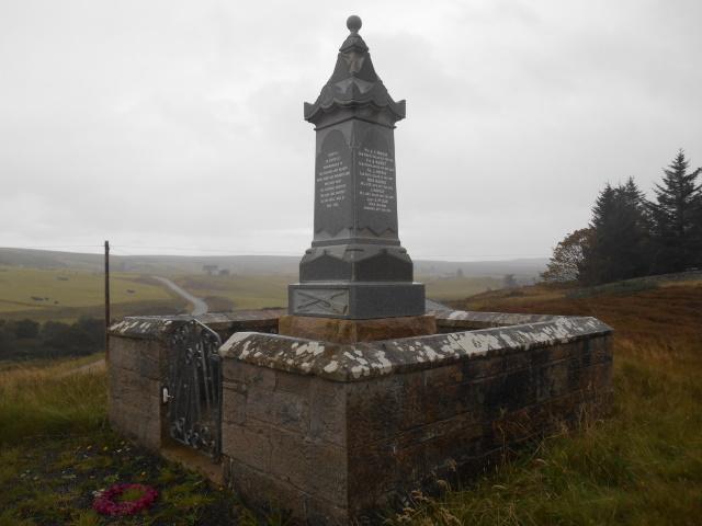 Strathy War Memorial