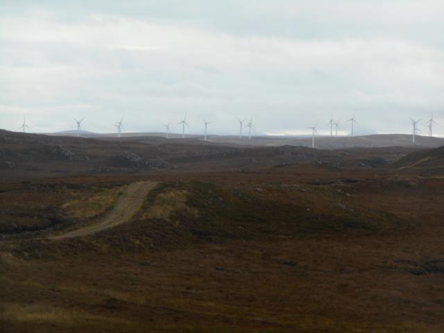 Strathy North Windfarm