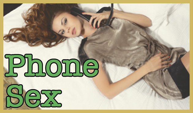 When you're in the mood to get down and dirty but your lover is far away, phone  sex can be the perfect solution.