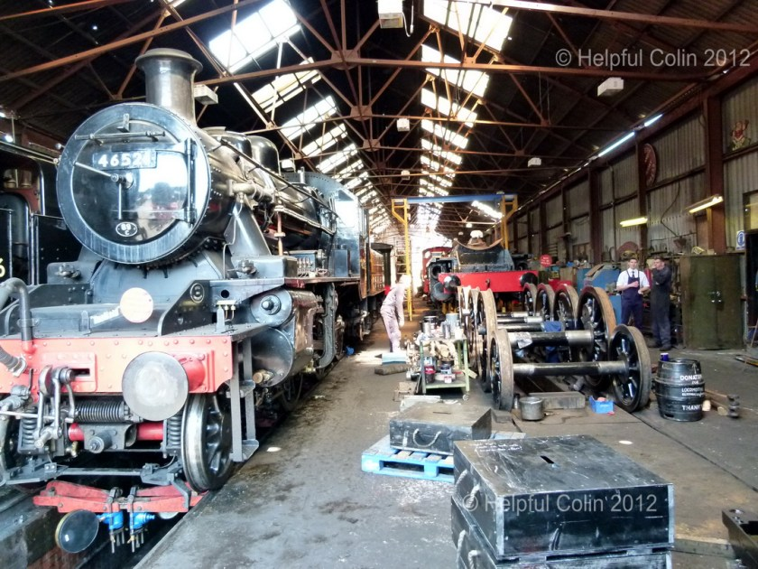 Loco Maintenance
