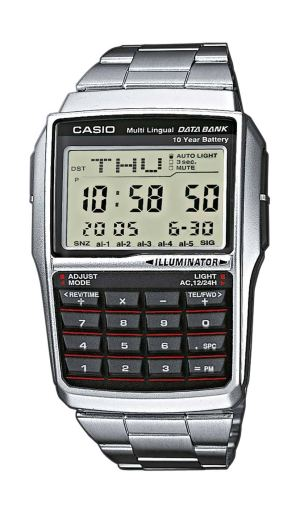 Casio Databank Watch