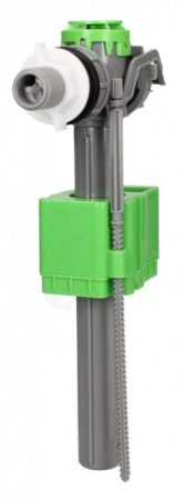 FlushKING Side Entry Fill Valve - replacing a toilet fill valve