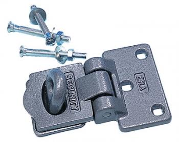 Shed Door Screw /& Hinge lock Security Hasp /& Staple Heavy Duty Home Garden