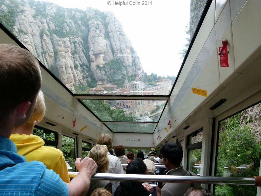Railway Experiences Sant Joan Funicular Railway