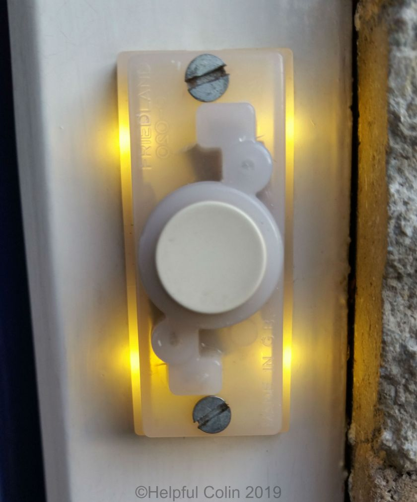 bell push light