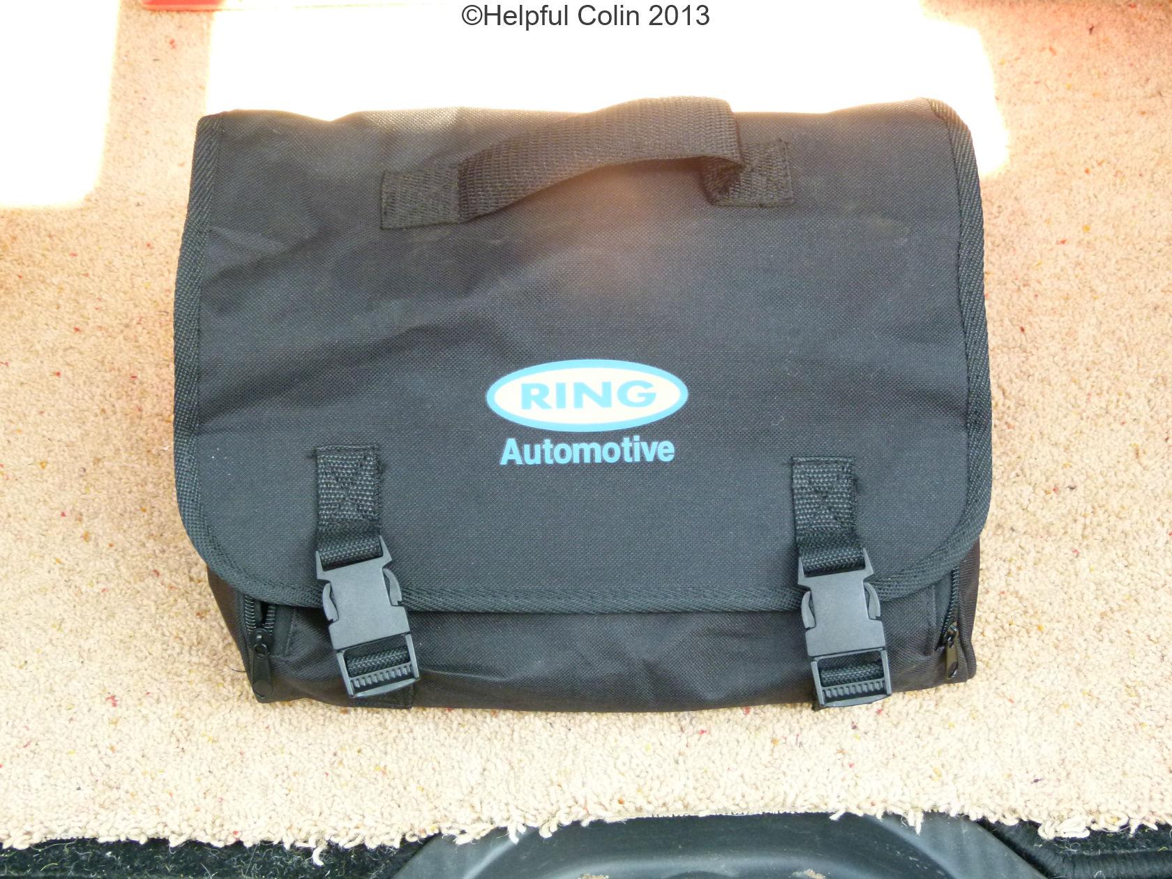Ring Automotive Air Compressor RAC900 Bag