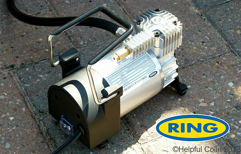 Ring Automotive Air Compressor RAC900