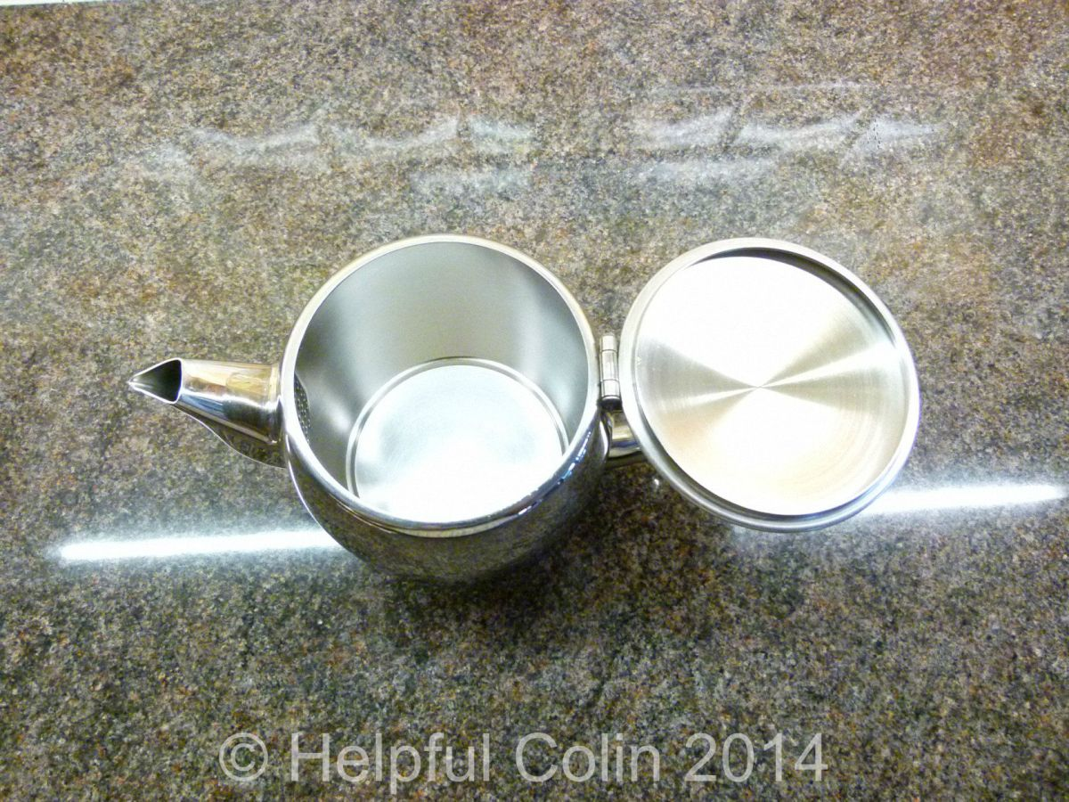 Teapot Cleaning Methods