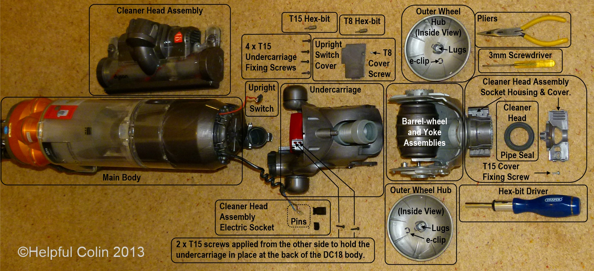 Charming Boiler Diagram Thin Pot Diagram Shaped Hss Wiring Electric Guitar Wire Old 2 Humbuckers 1 Volume 1 Tone 3 Way Switch BlackTsb Automotive Dyson Slim DC18 Undercarriage Repair   Helpful Colin
