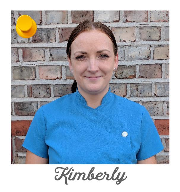 Helpful Home Cleaner Named Kimberley