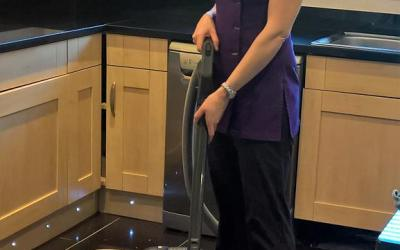 How to stay on top of your housework