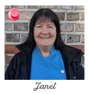 Helpful Home Cleaner Janet