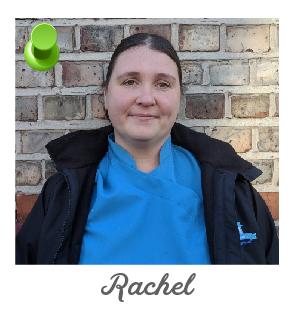 Helpful Home Cleaner Rachel