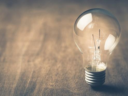 Picture of lightbulb