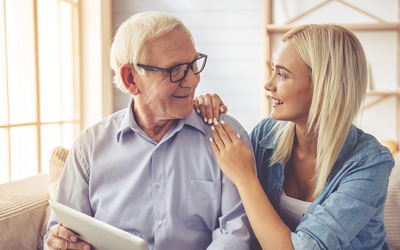 7 Tips for Talking to Loved Ones About their Hearing Loss