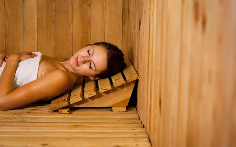 Could Some Sauna Time Tame Your Tinnitus?