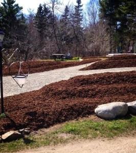 Tiered Garden Design